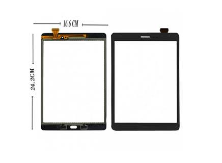 Samsung Galaxy Tab A 9.7 T550 Siyah Dokunmatik