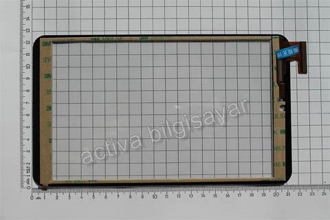 Goldmaster F4 Funcy4 Dokunmatık Beyaz Resim 1