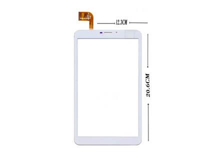 Turkcell T Tablet Dokunmatik Panel Beyaz