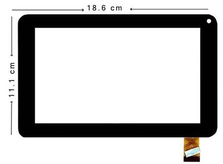 DİGİWAY Digiway 7 inç Model-2 Dokunmatik