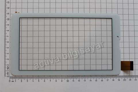 Polypad i7 Pro 3g Dokunmatik Beyaz