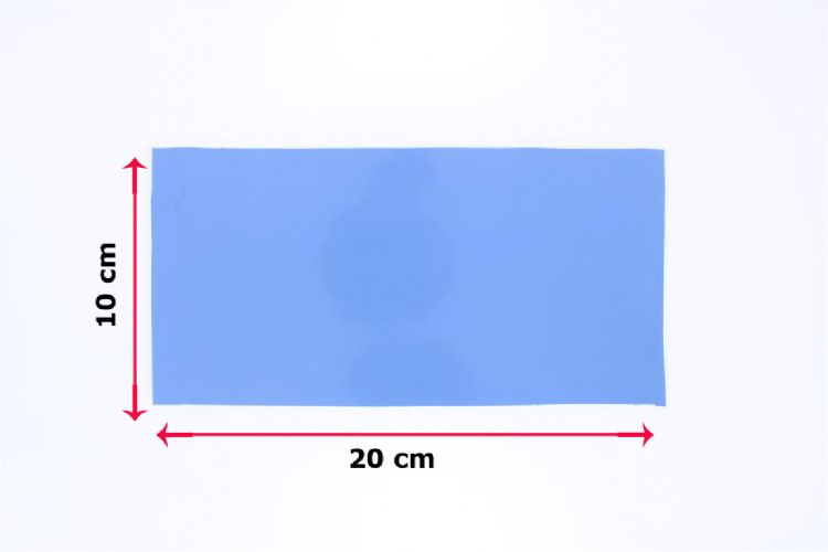Laptop Sogutucu Termal Pad Ped 100mmx200mm 1mm