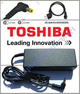 TOSHIBA SATELLITE L750-1LG ADAPTÖR, ŞARJ CİHAZI ALETİ