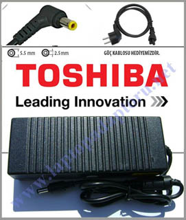 Toshiba Satellite A300 Laptop Adaptörü Şarjı 120w
