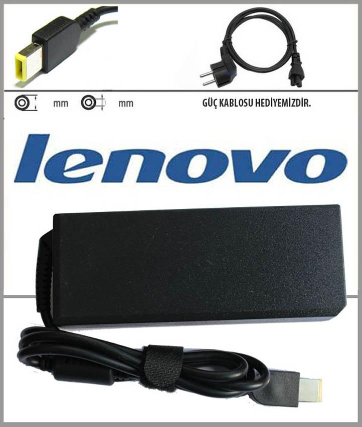 Lenovo Ideapad V130-15IKB Uyumlu Adpatör Şarj 90w