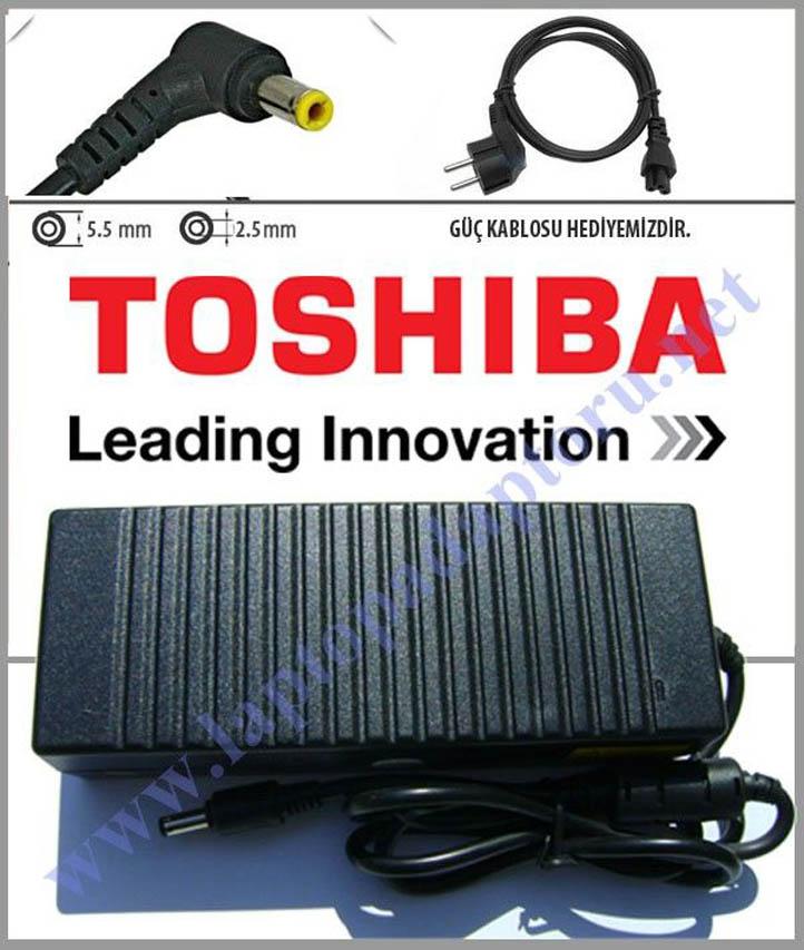 Toshiba Satellite L855-16X PSKFWE Uyumlu Adaptör Şarj 120w